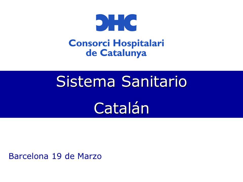 Sistema sanitario catal n barcelona 19 de marzo ppt for Sanitarios barcelona