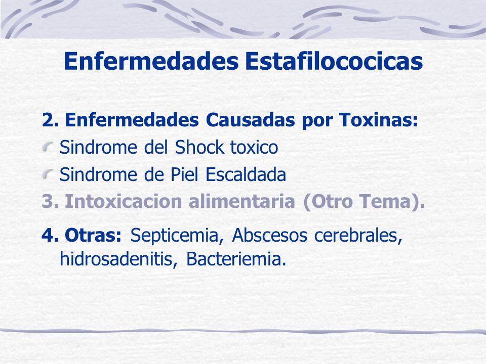 Enfermedades Estafilococicas
