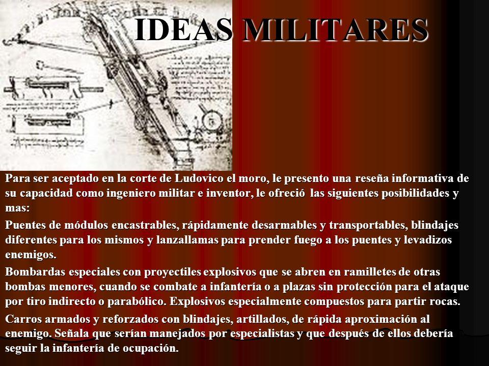 IDEAS MILITARES
