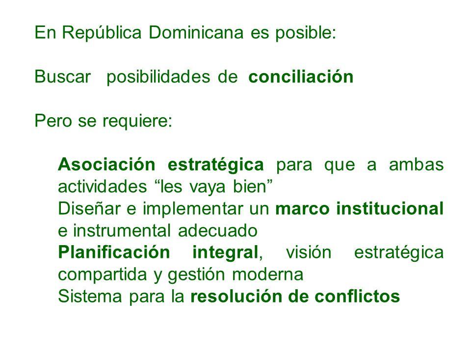En República Dominicana es posible: