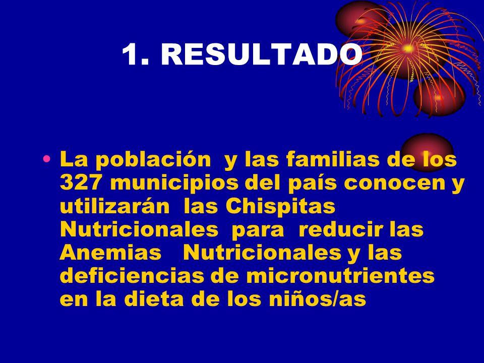 1. RESULTADO