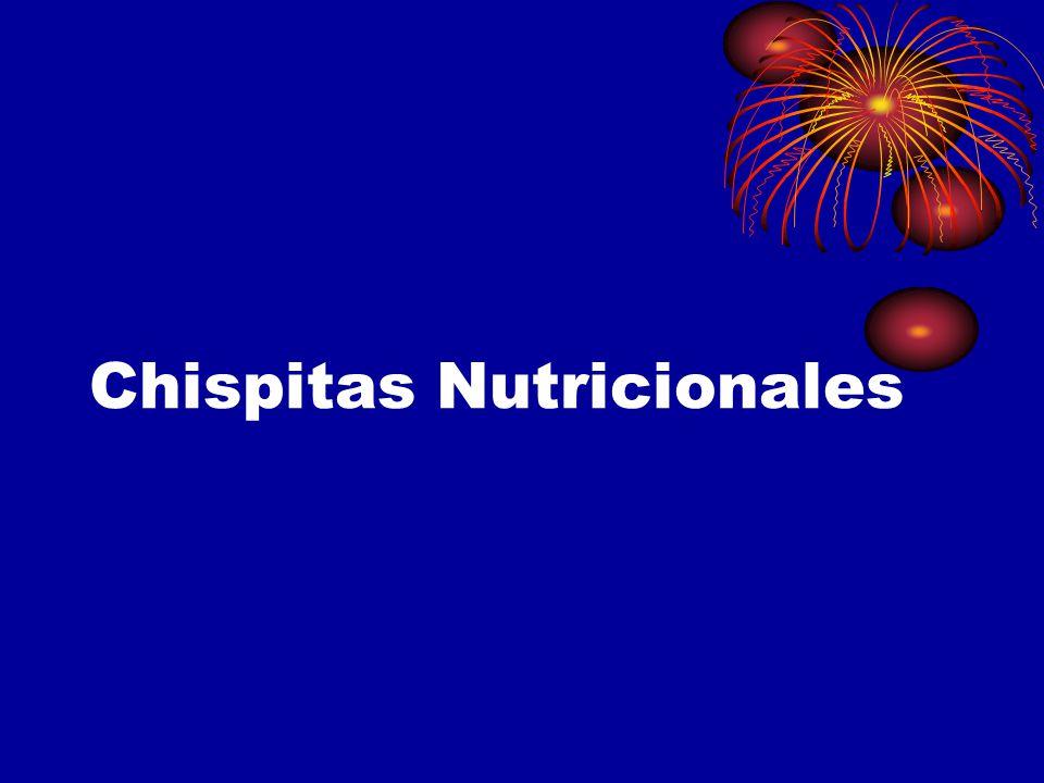 Chispitas Nutricionales