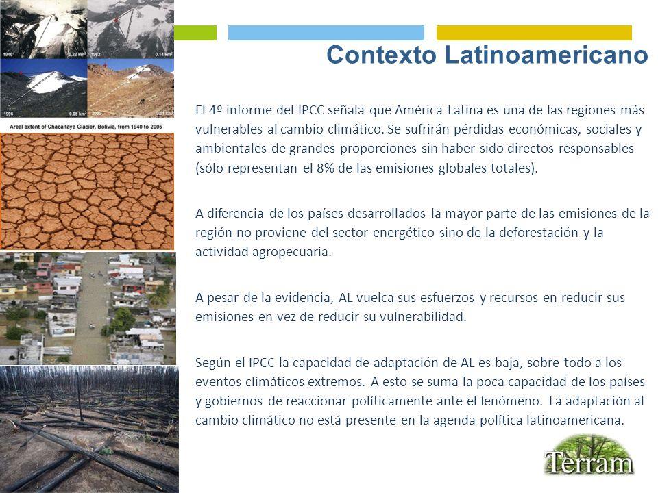 Contexto Latinoamericano