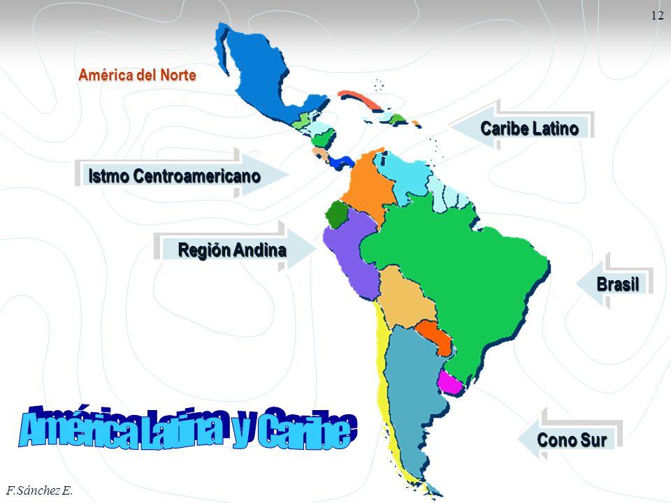 Istmo Centroamericano
