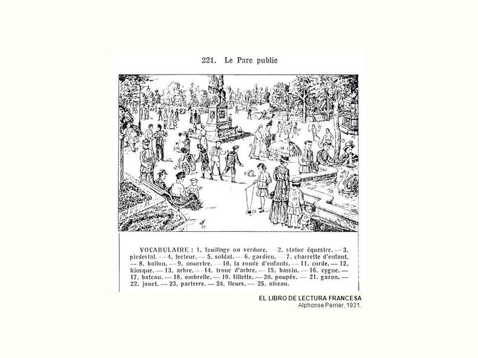 EL LIBRO DE LECTURA FRANCESA