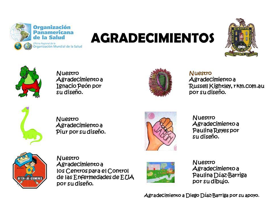 AGRADECIMIENTOS Nuestro Agradecimiento a Ignacio Peón por su diseño.