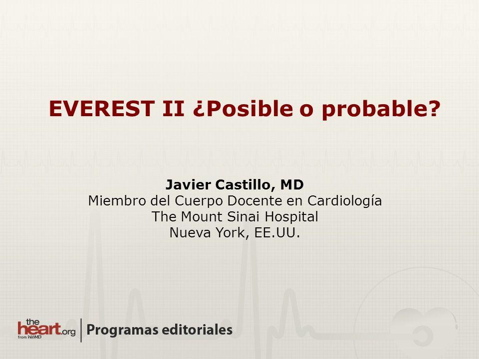 EVEREST II ¿Posible o probable