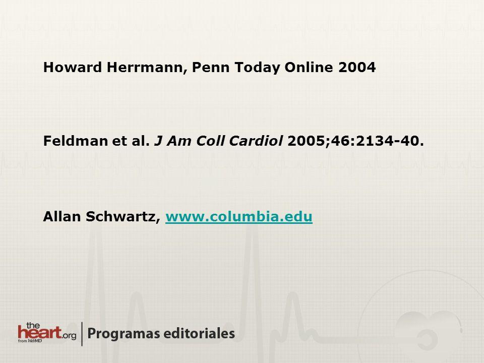 Howard Herrmann, Penn Today Online 2004