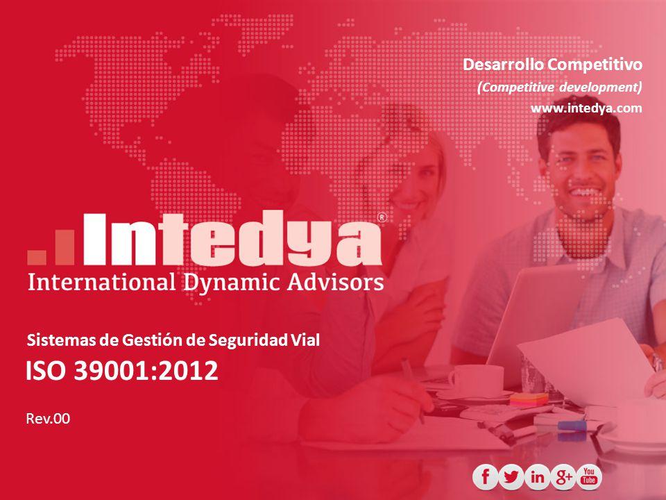 ISO 39001:2012 Desarrollo Competitivo