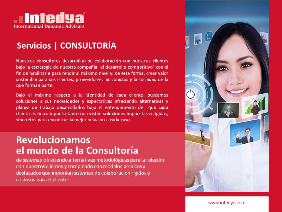 el mundo de la Consultoría