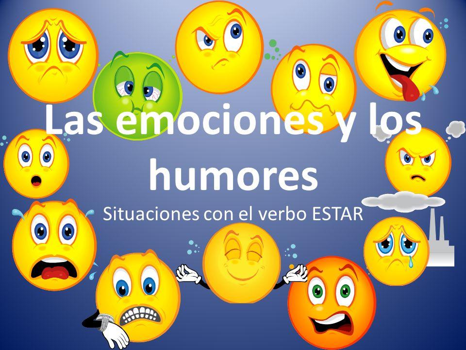 Las emociones y los humores
