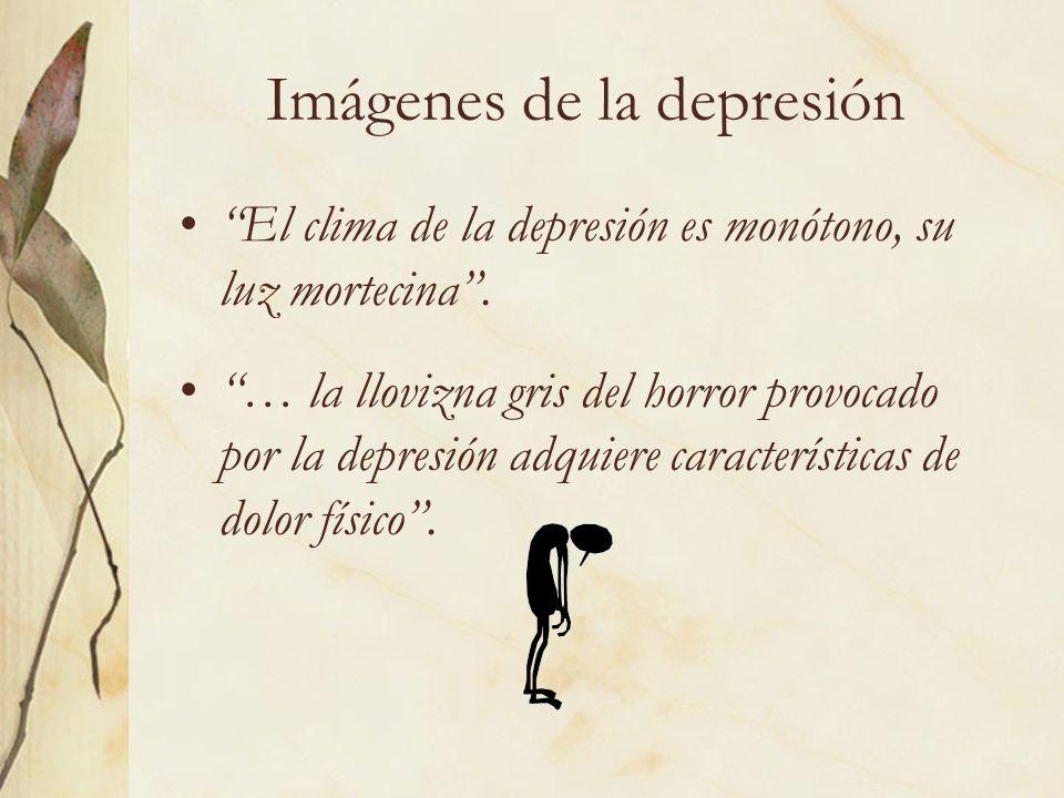 Imágenes de la depresión