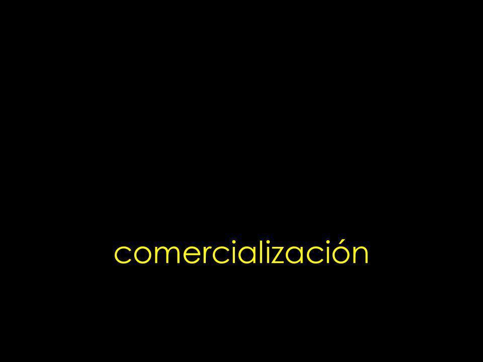comercialización 23