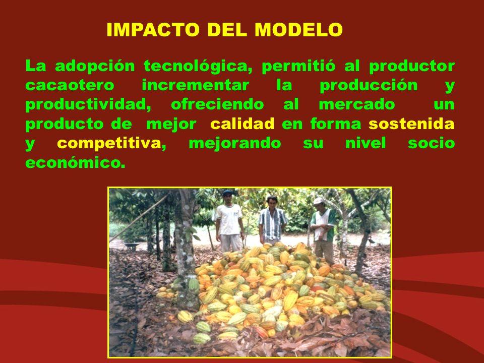 IMPACTO DEL MODELO