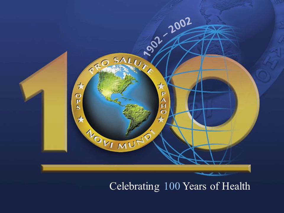 Celebrating 100 Years of Health