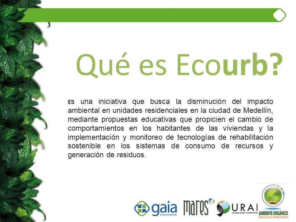 Qué es Ecourb
