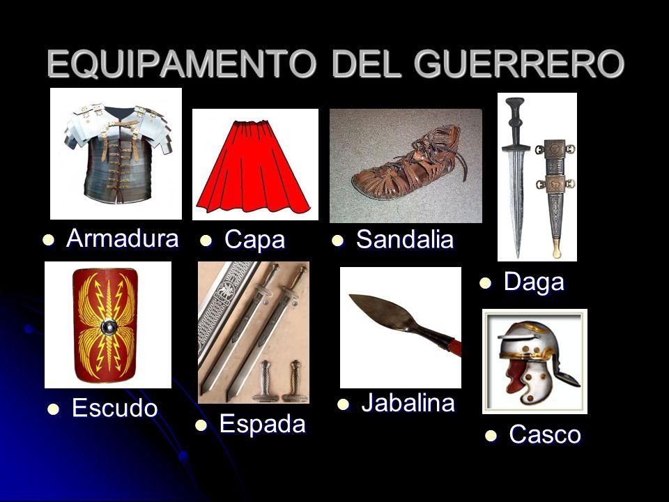 EQUIPAMENTO DEL GUERRERO
