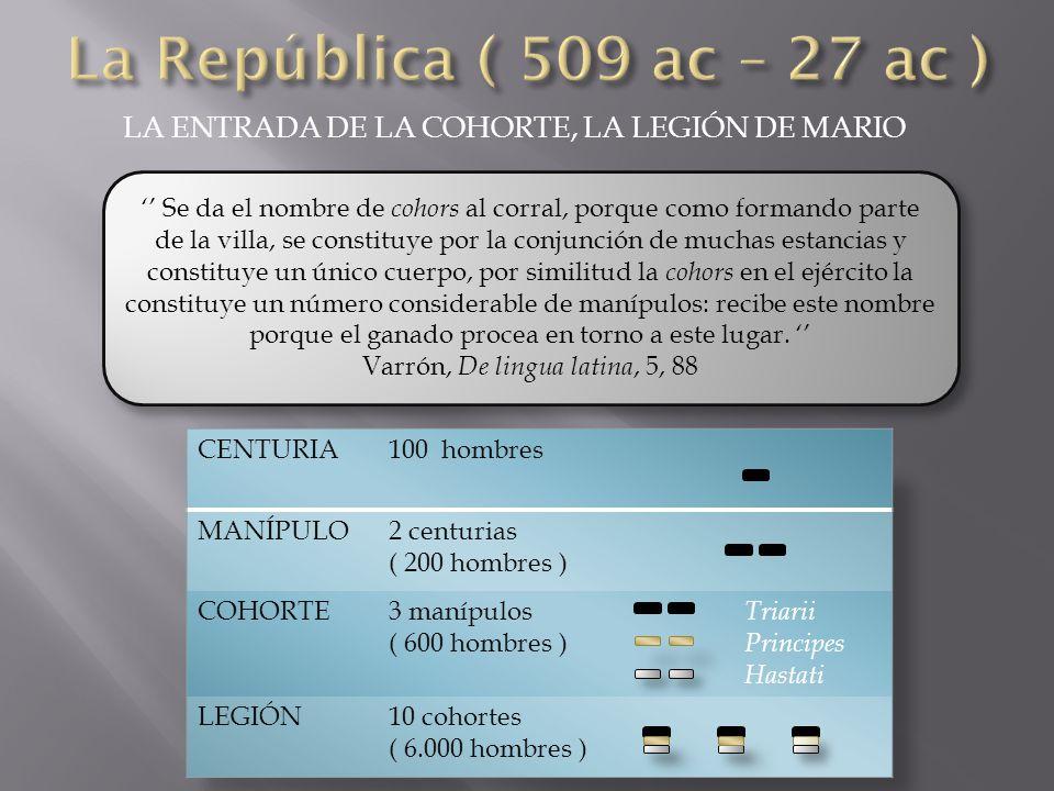 Varrón, De lingua latina, 5, 88