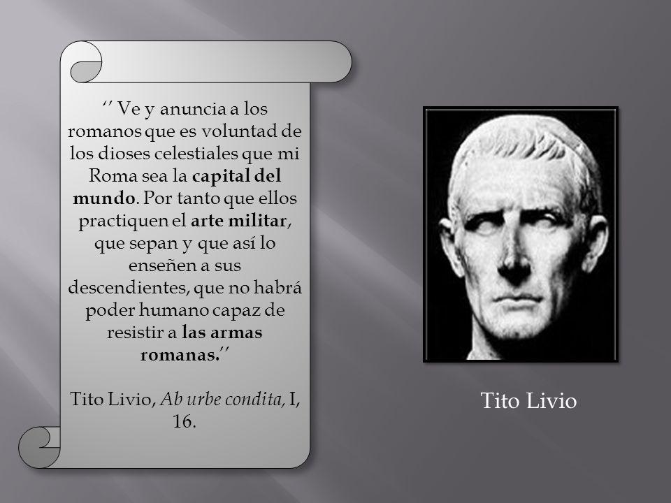 Tito Livio, Ab urbe condita, I, 16.