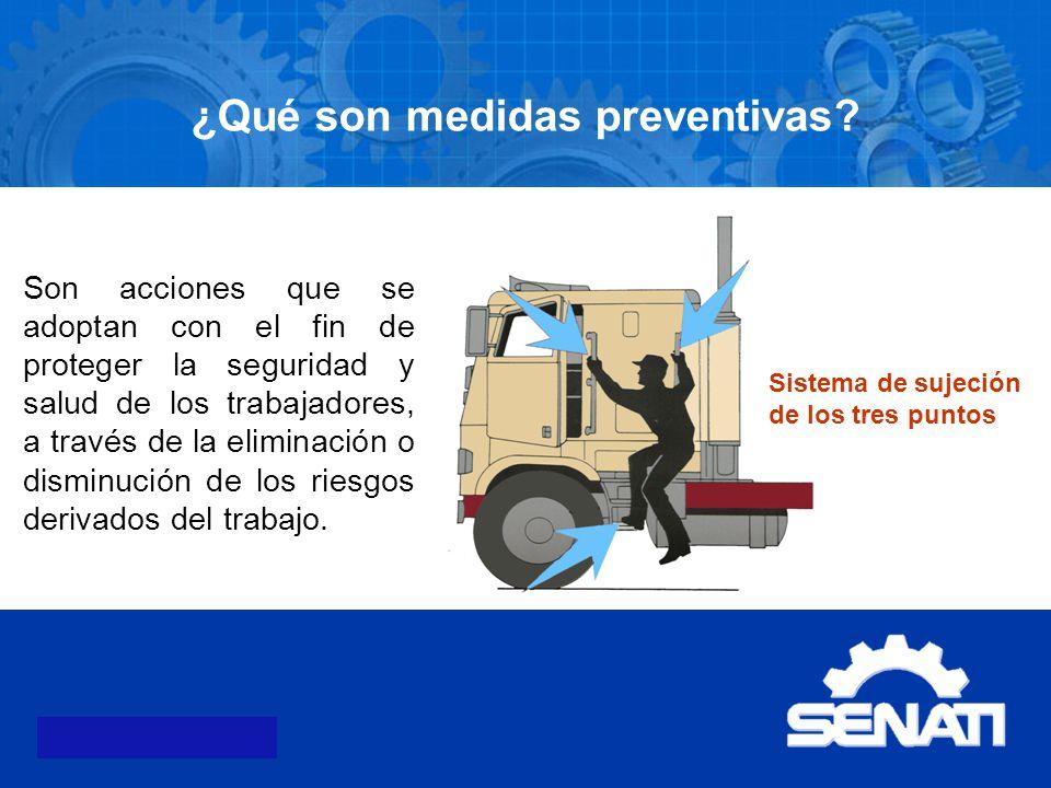 ¿Qué son medidas preventivas