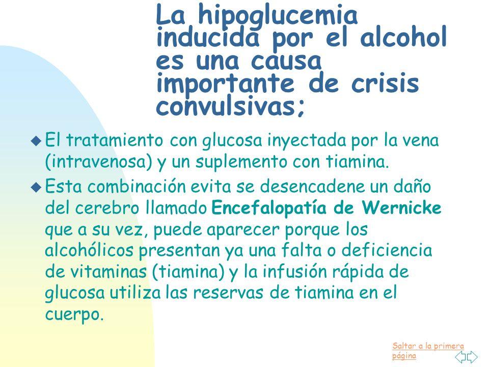 Crisis Convulsivas relacionadas con el Alcohol - ppt descargar