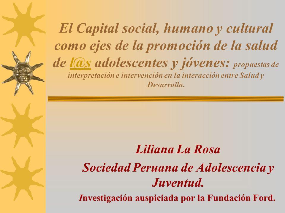 Sociedad Peruana de Adolescencia y Juventud.