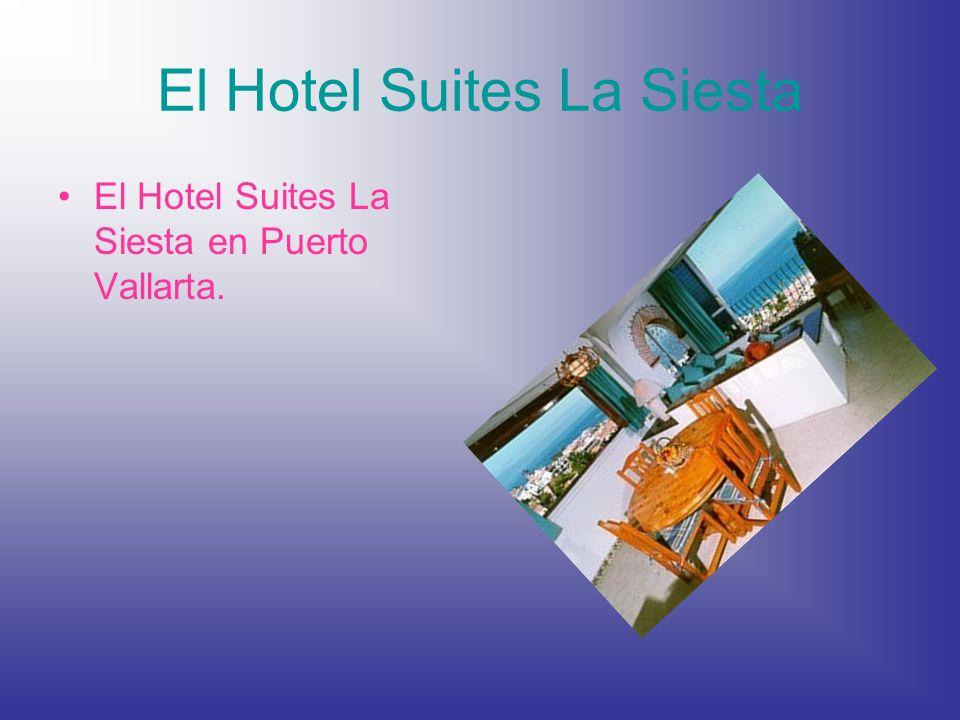 El Hotel Suites La Siesta