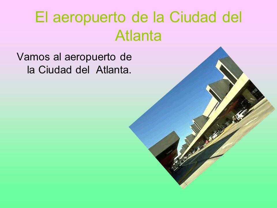El aeropuerto de la Ciudad del Atlanta