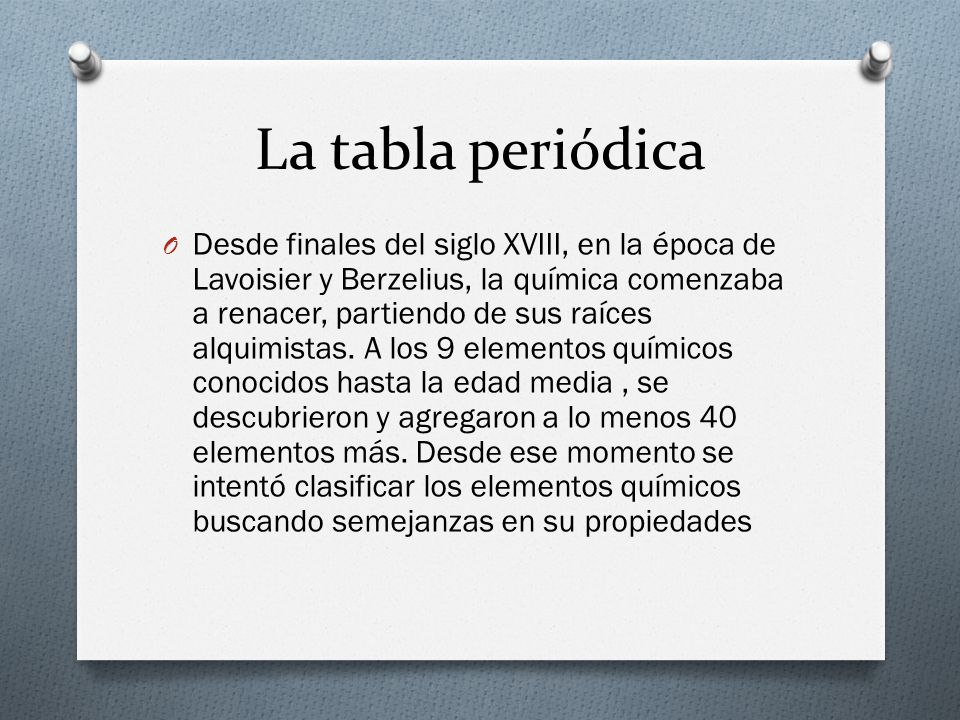 La tabla peridica ppt descargar la tabla peridica urtaz Images