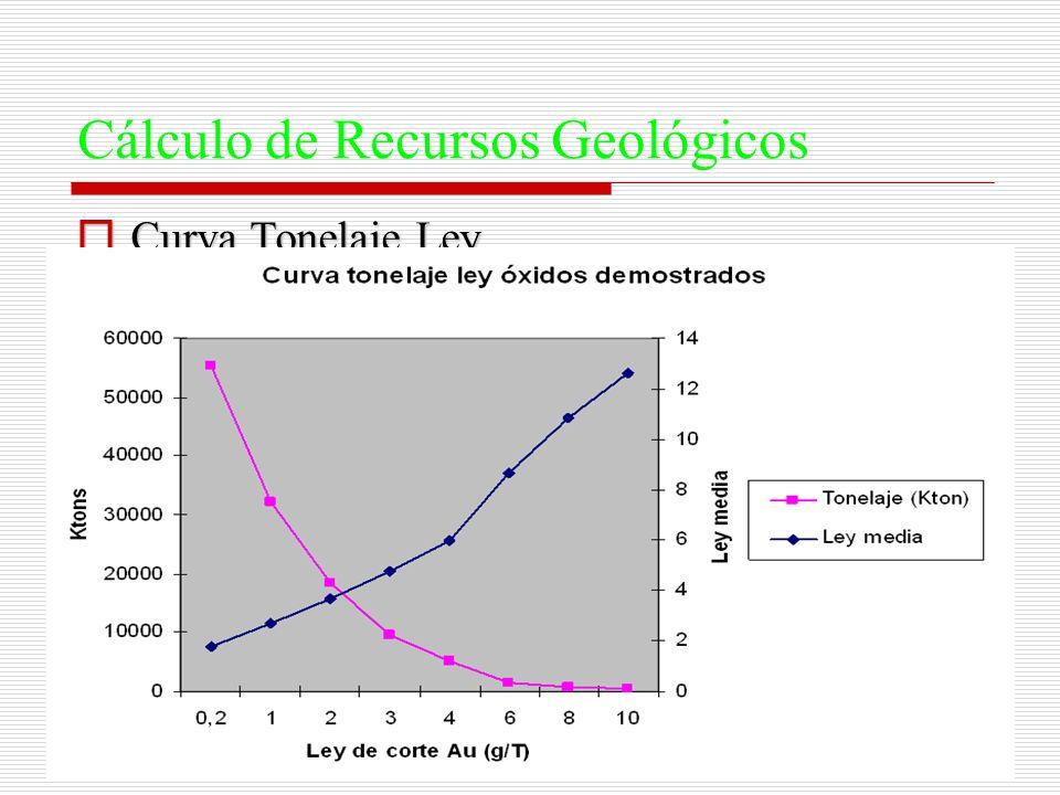 Cálculo de Recursos Geológicos