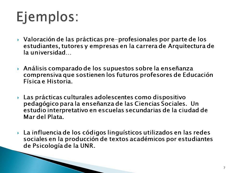 Seminario de metodolog a de la investigaci n educativa for Educacion exterior