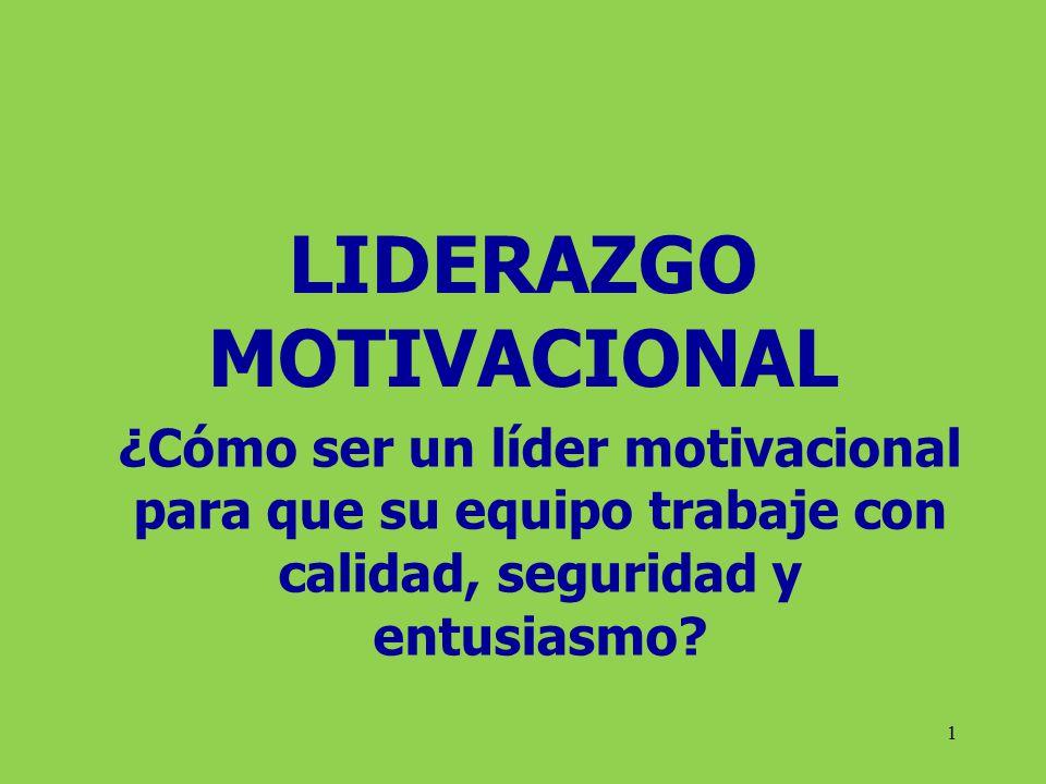 Liderazgo Motivacional Ppt Video Online Descargar