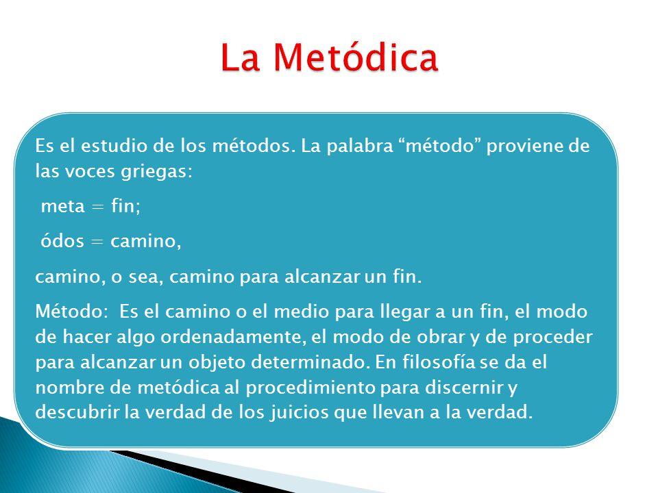 Metodos de investigaci n ppt video online descargar for De que lengua proviene la palabra jardin