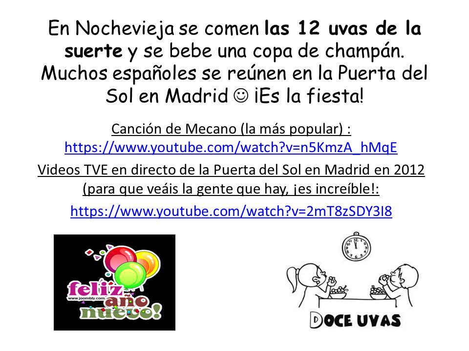 Secuencia 3 felices fiestas ppt video online descargar for Que es la puerta del sol en madrid