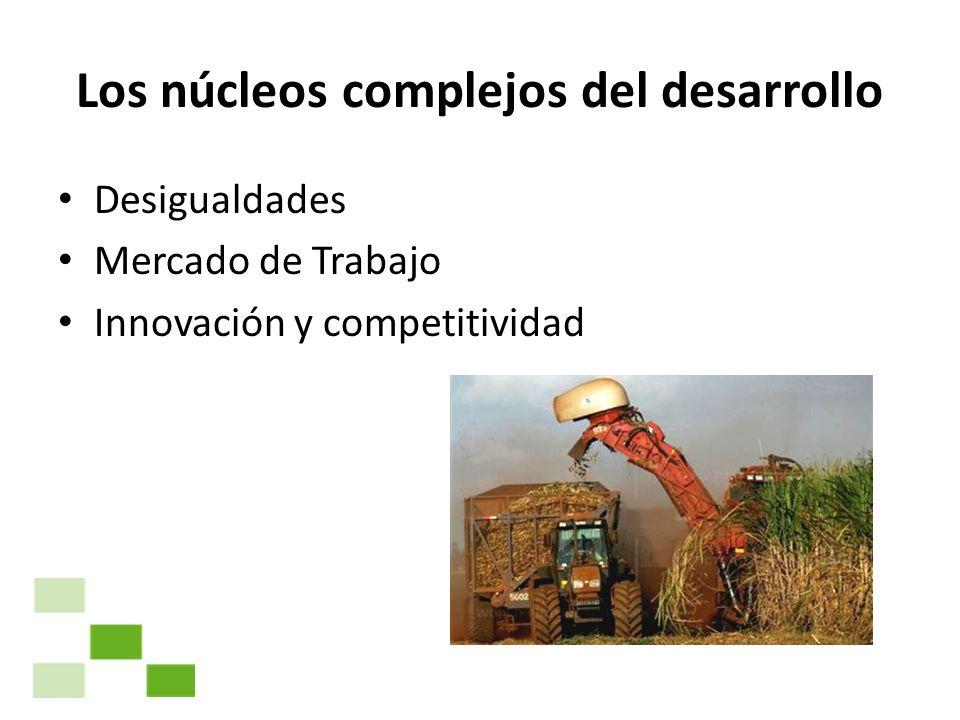 Los núcleos complejos del desarrollo
