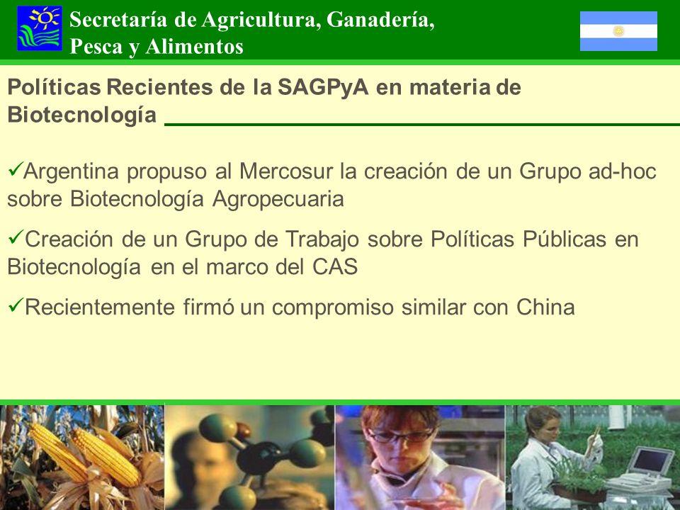 Secretaría de Agricultura, Ganadería, Pesca y Alimentos