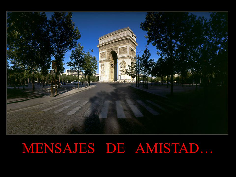 MENSAJES DE AMISTAD…