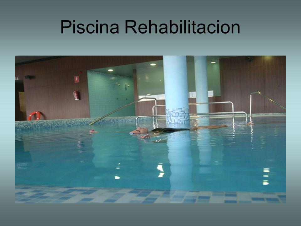 Talasocinesiterapia en el tratamiento del dolor de espalda for Rehabilitacion en piscina