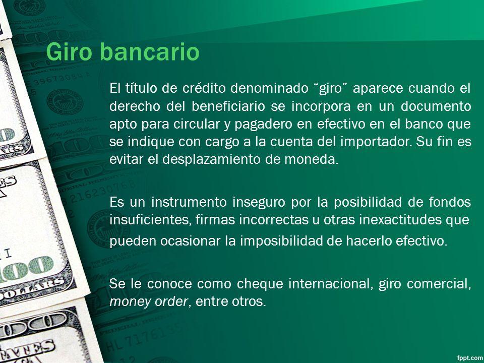 Medios De Pago Comercio Internacional Ppt Video Online Descargar