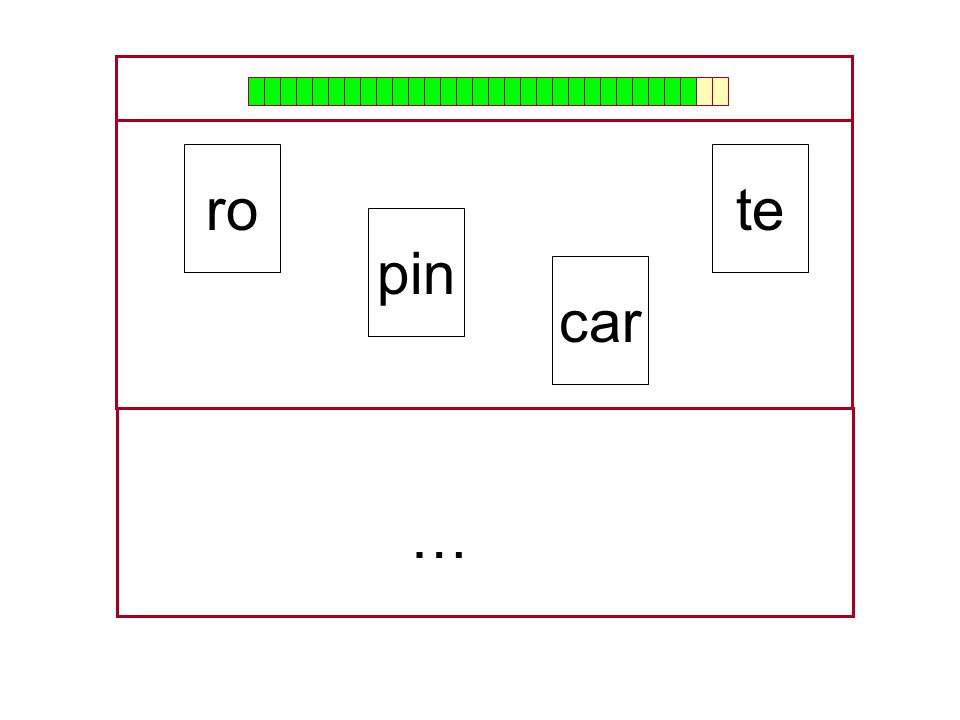 ro te pin car … …