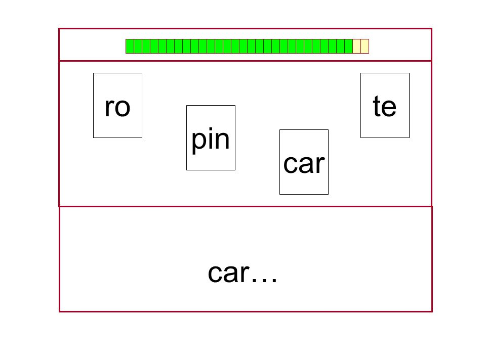 ro te pin car car… …