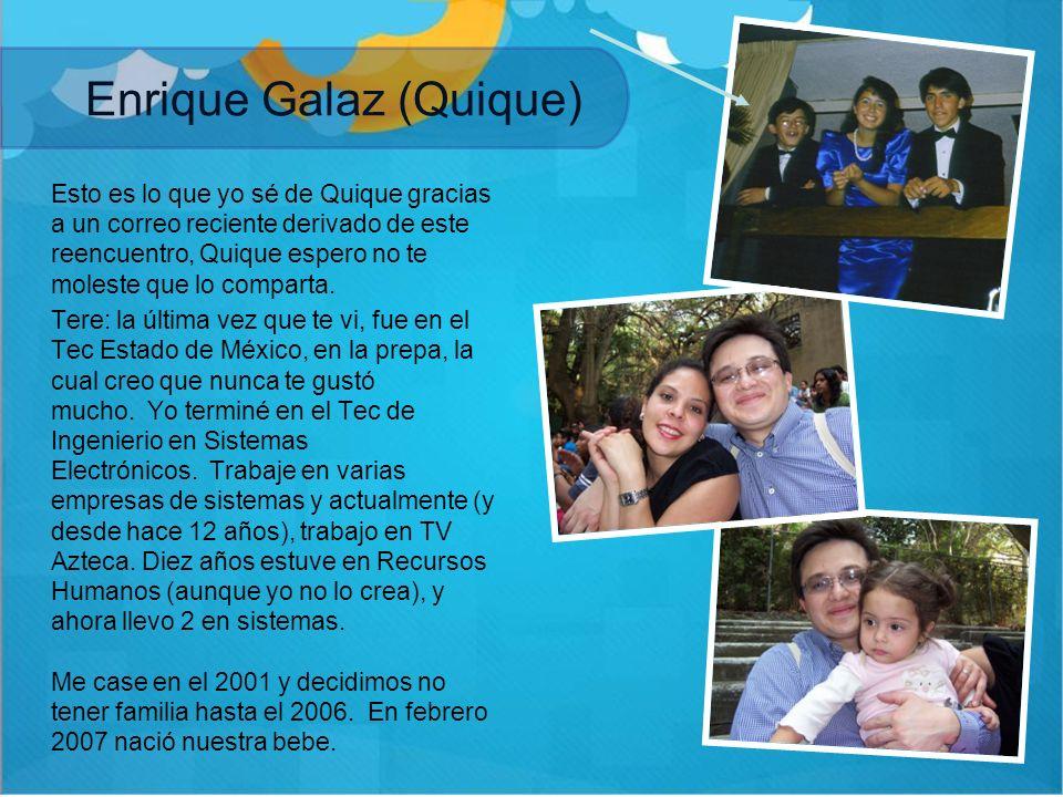 Enrique Galaz (Quique)
