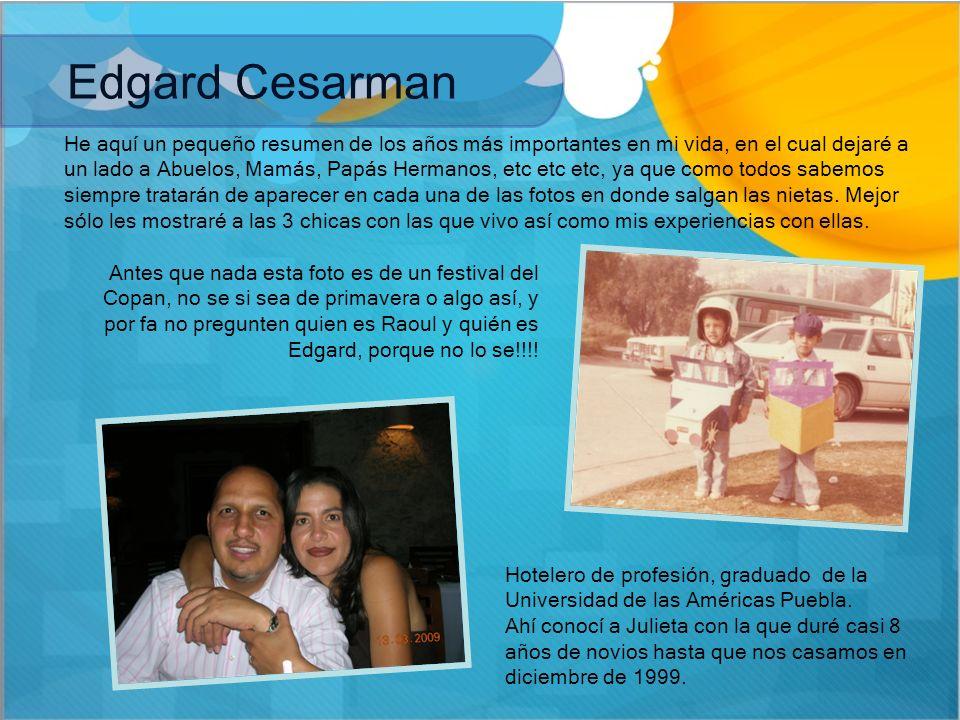 Edgard Cesarman