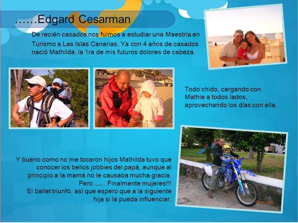 ……Edgard Cesarman