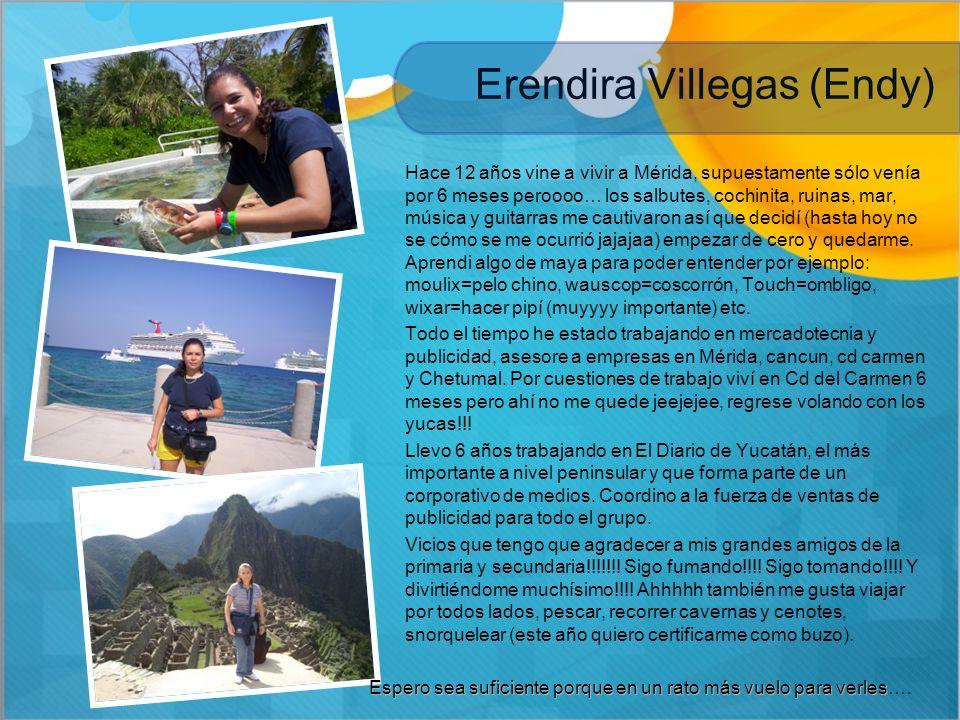 Erendira Villegas (Endy)