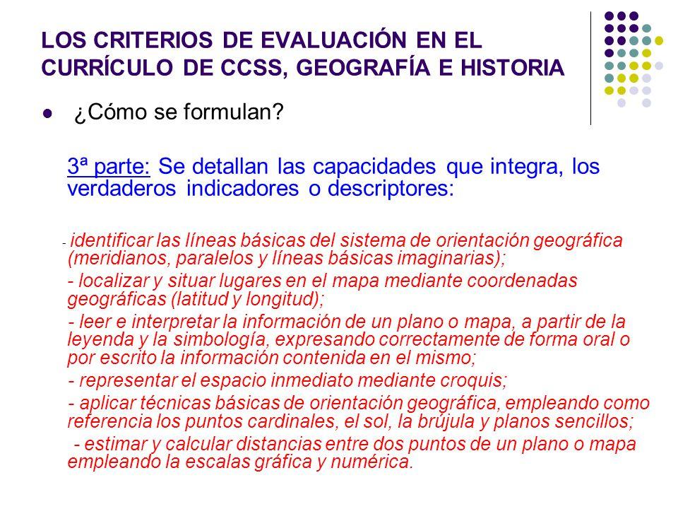 Los criterios de evaluaci n en la eso ppt descargar for Creador de planos sencillos para viviendas y locales