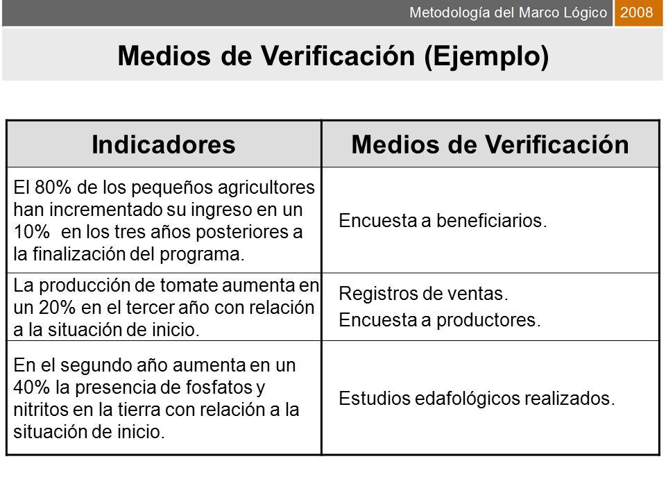 METODOLOGIA DEL MARCO LOGICO - ppt video online descargar