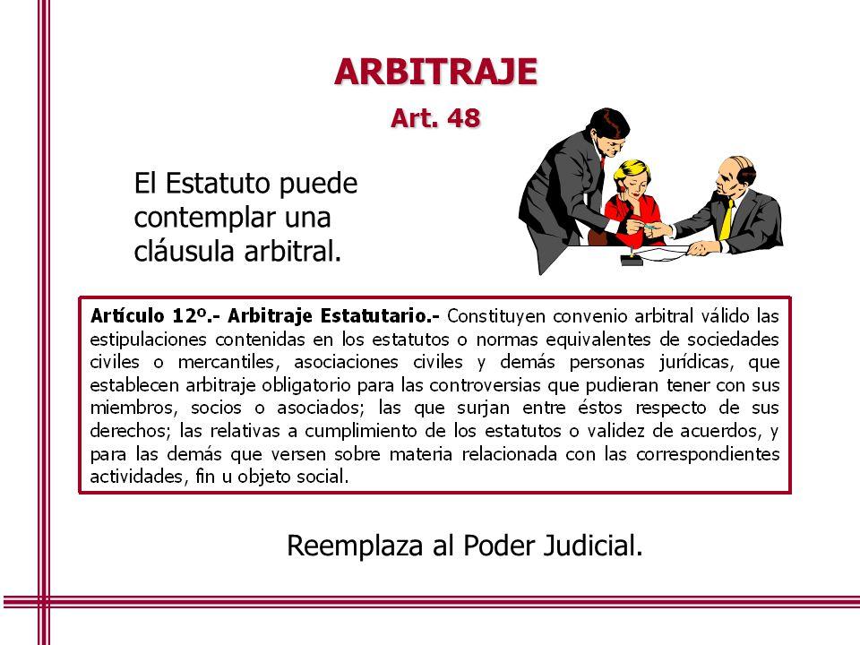 Reemplaza al Poder Judicial.
