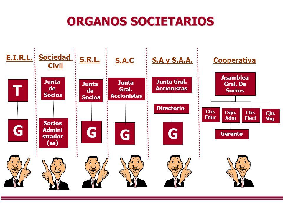 Asamblea Gral. De Socios