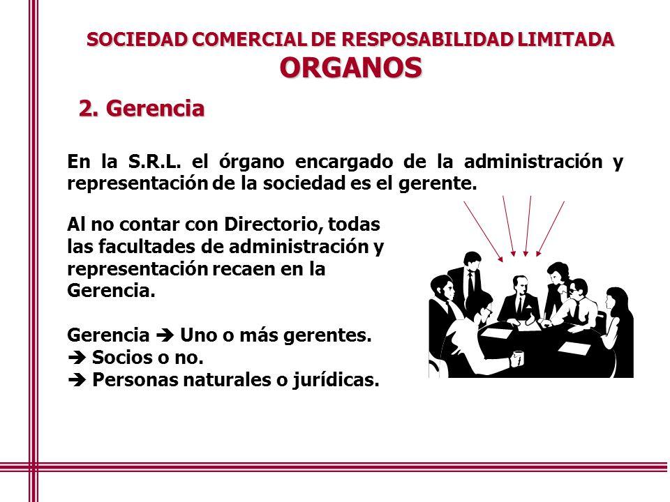 SOCIEDAD COMERCIAL DE RESPOSABILIDAD LIMITADA